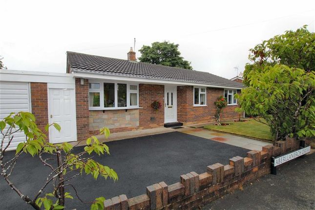 Thumbnail Detached bungalow for sale in Aberllanerch Drive, Buckley, Flintshire