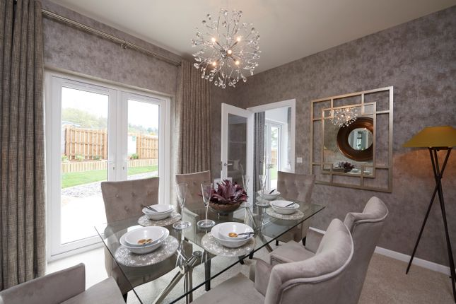 Thumbnail Detached house for sale in Lily Bank, Inverness