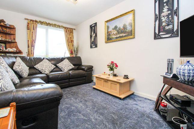 Lounge of Kincorth Circle, Aberdeen AB12