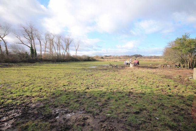 Thumbnail Land for sale in Building Plot, Blantyre Farm Road, Uddingston, Glasgow