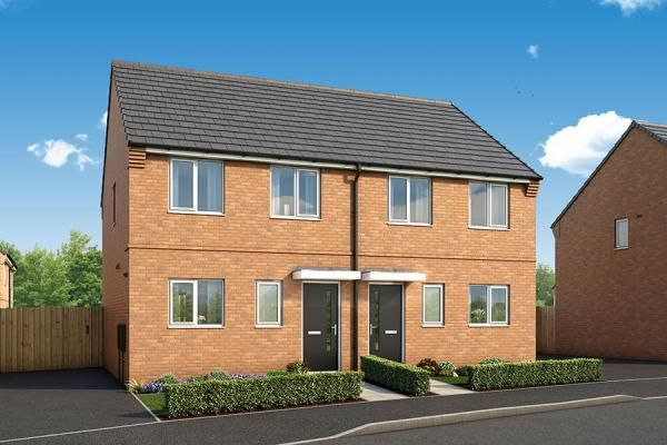"3 bedroom property for sale in ""The Cornflower At Fairfields, Corby"" at Glastonbury Road, Corby"