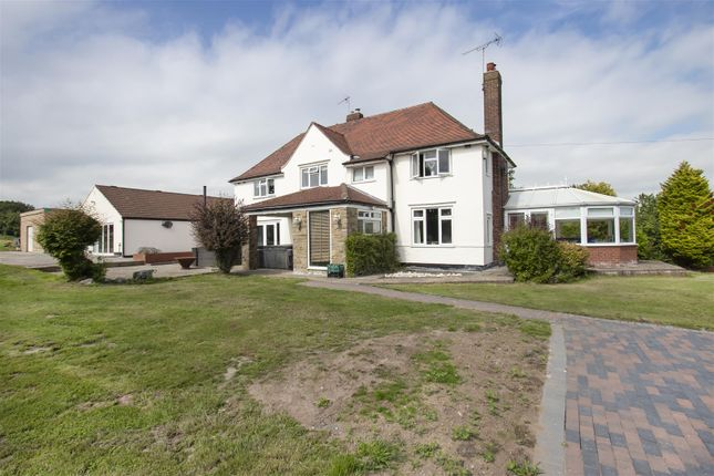 5 bed detached house for sale in Lathkill House, Handley Lane, Handley, Derbyshire S45