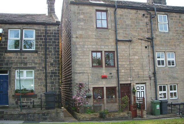 Thumbnail End terrace house to rent in Parkside, Horsforth, Leeds