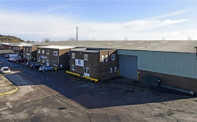Thumbnail Light industrial for sale in Unit H, Fallbank Industrial Estate, Barnsley