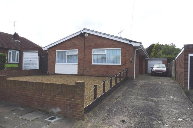 2 bed detached bungalow for sale in Wadhurst Avenue, Luton