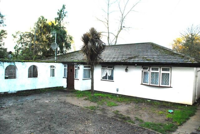 Thumbnail Bungalow for sale in Elmwoood Crescent, Kingsbury, London, United Kingdom