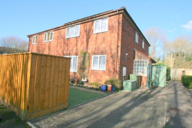 Thumbnail Semi-detached house for sale in Marsh Close, Plymouth