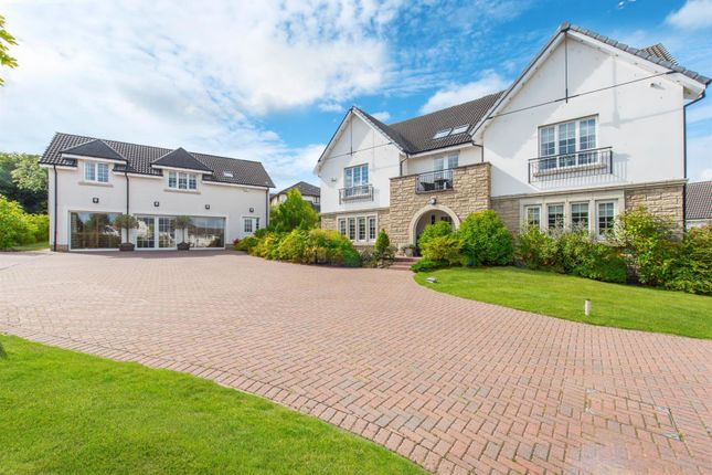 Thumbnail Detached house for sale in Baroness Drive, Thorntonhall, Glasgow
