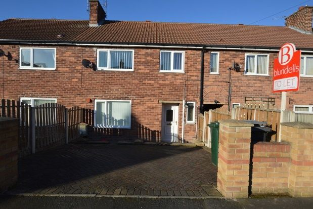 Thumbnail Terraced house to rent in Luterel Drive, Swallownest, Sheffield