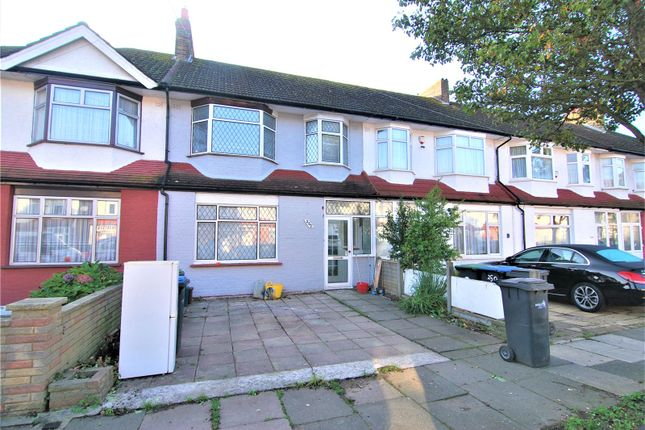 Thumbnail Terraced house to rent in Princes Avenue, Palmers Green, London