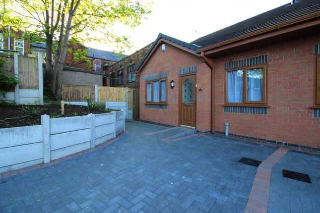 Thumbnail Semi-detached bungalow for sale in Rowland Street North, Manchester, Greater Manchester