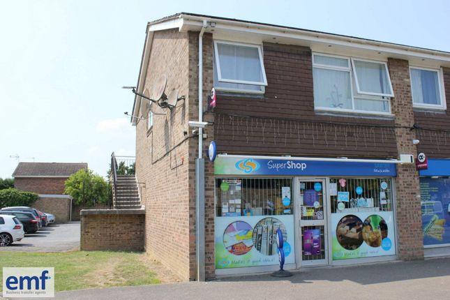 Thumbnail Retail premises for sale in Sawtry, Cambridgeshire