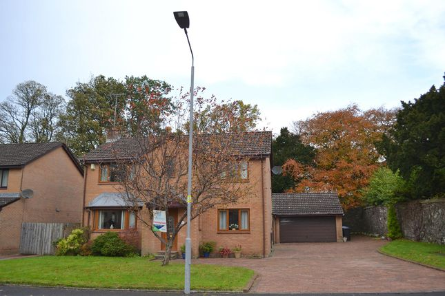 Thumbnail Detached house for sale in Inchmurrin Gardens, Burnside, Rutherglen