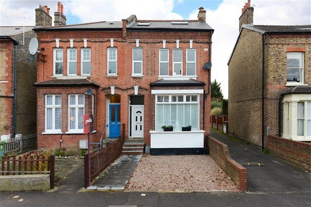 Thumbnail Semi-detached house for sale in Friern Road, London