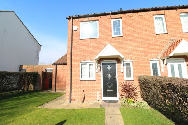 Thumbnail Semi-detached house to rent in Crowle Road, Eastoft