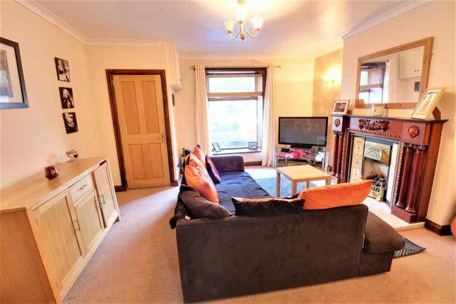 Living Room of Todmorden Road, Bacup OL13
