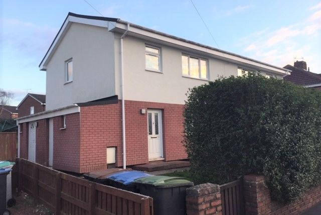 Thumbnail Semi-detached house for sale in Rosedale Avenue, Blackhill, Consett