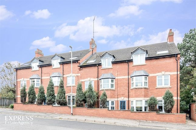 Thumbnail Flat for sale in 131 Washbrook Road, Rushden, Northamptonshire