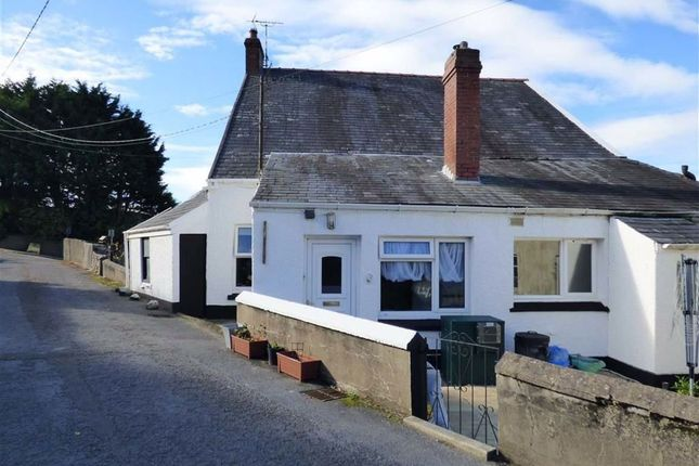 Thumbnail Semi-detached house for sale in Old Shop, Mynyddygarreg, Kidwelly