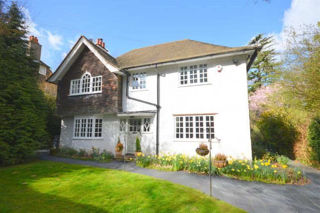 Thumbnail Detached house for sale in Glebe Road, Merstham, Redhill