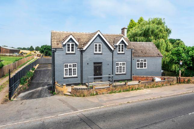 Thumbnail Flat to rent in Station Road, Watford, Northampton