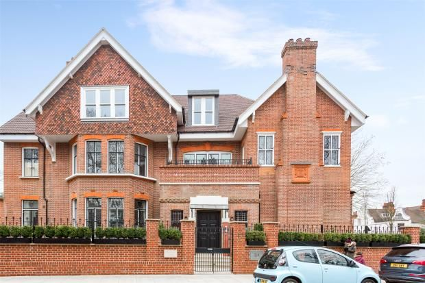 Thumbnail Flat for sale in Otto Schiff House, 12 Nutley Terrace, London