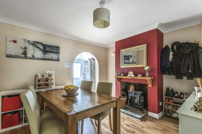 Dining Room of Nadder Terrace, Churchfields Road, Salisbury SP2