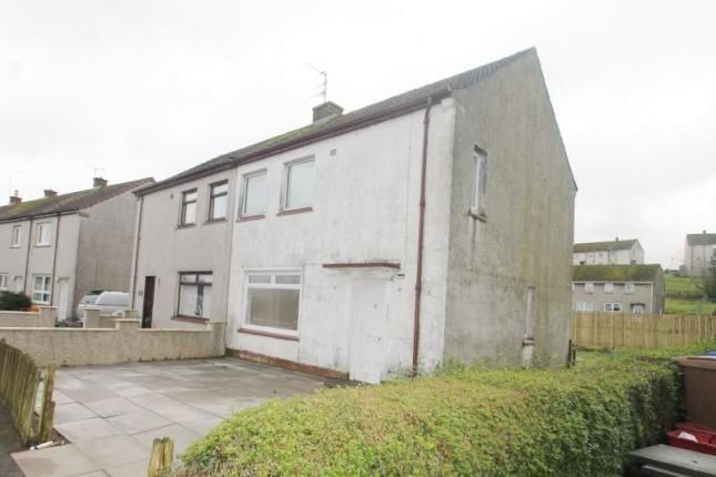 Thumbnail End terrace house to rent in Ashmark Avenue, New Cumnock, Cumnock