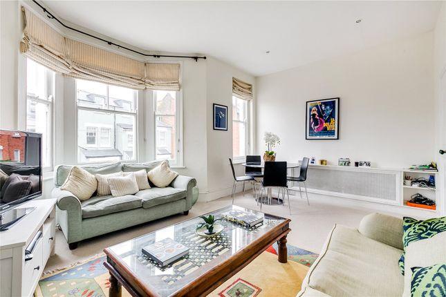 Reception Room of Brayburne Avenue, London SW4
