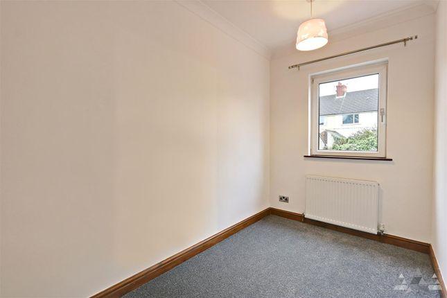 Bedroom Two of John Street, Brimington, Chesterfield, Derbyshire S43