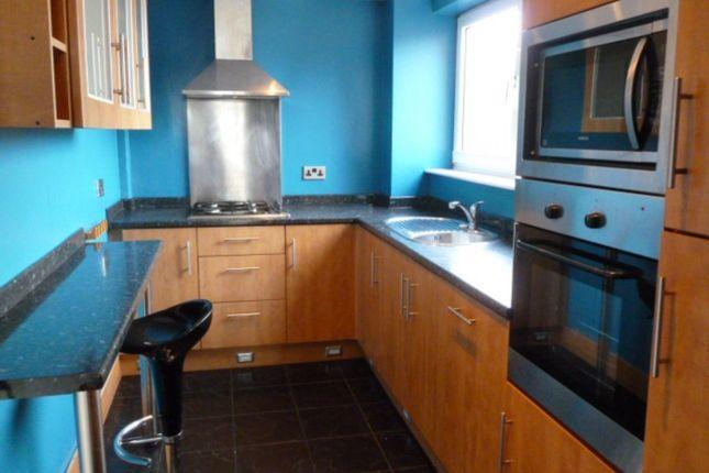 Thumbnail Triplex to rent in Penryce Court, Swansea