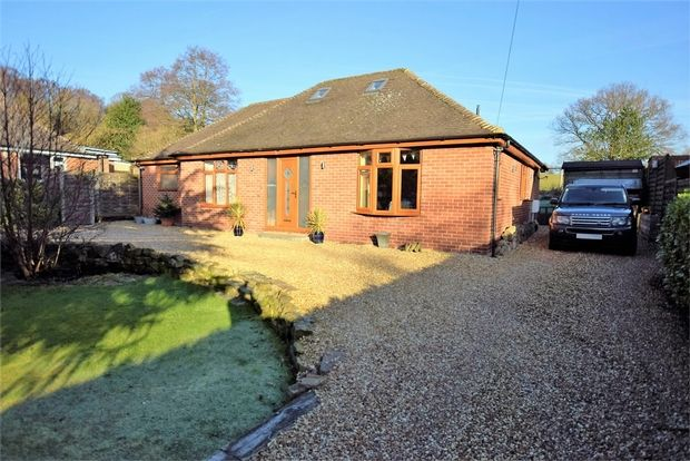 Thumbnail Detached house for sale in Whittaker Lane, Little Eaton, Derby