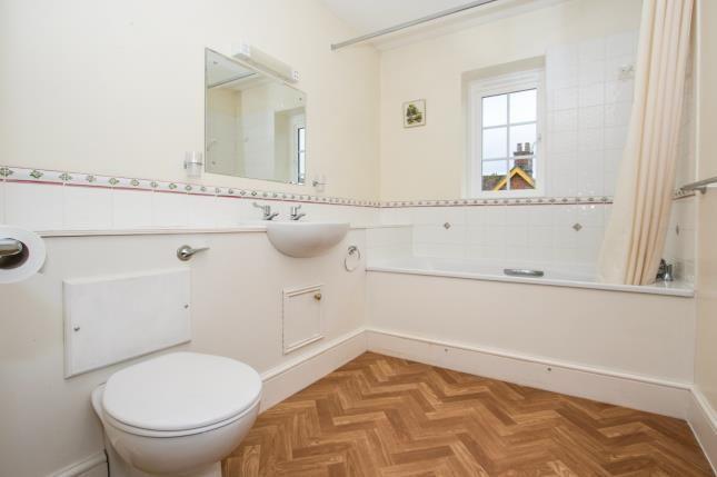 Bathroom of North Street, Midhurst, West Sussex GU29