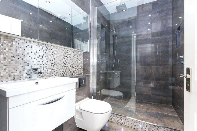 Bathroom of Newton Court, St John's Wood, London NW8