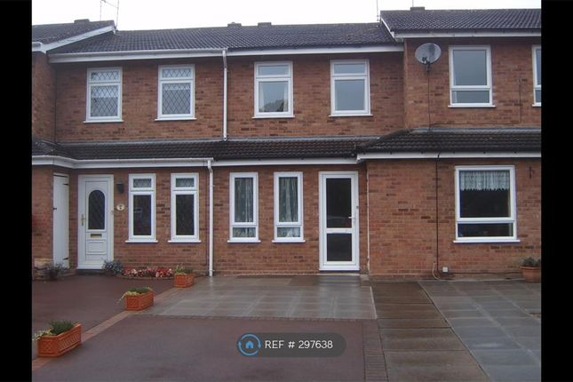Thumbnail Terraced house to rent in Westbourne Close, Bromsgrove