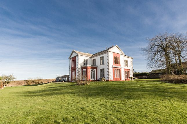 Thumbnail Detached house for sale in Solway Villa & The Coach House, Crosby, Maryport, Cumbria