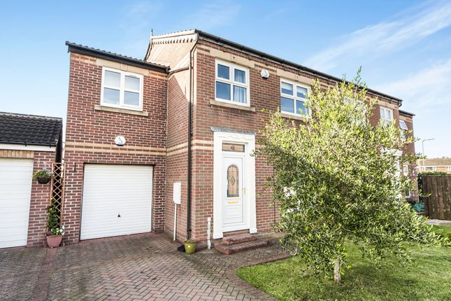 Thumbnail Semi-detached house for sale in Franklin Court, Thornaby, Stockton-On-Tees
