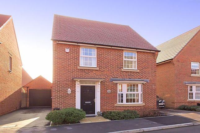 Thumbnail Detached house for sale in Bridger Close, Felpham