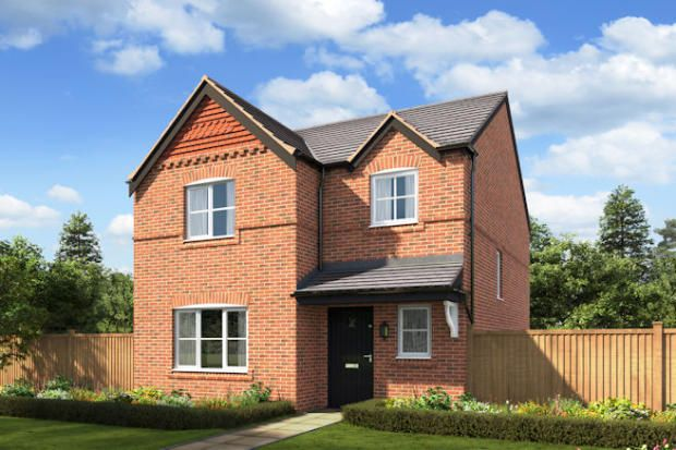 Thumbnail Detached house for sale in Cottam Hall Lane, Cottam, Preston