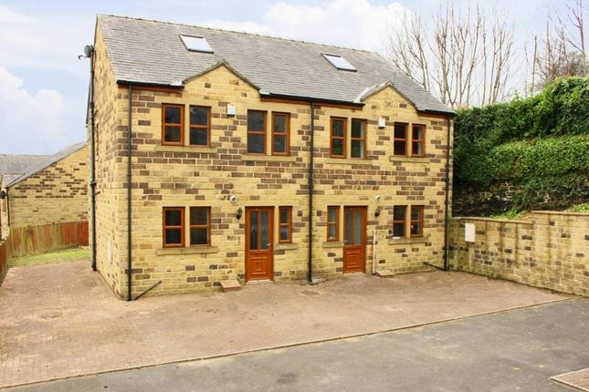 Thumbnail Semi-detached house to rent in Chapel Lane, Halifax