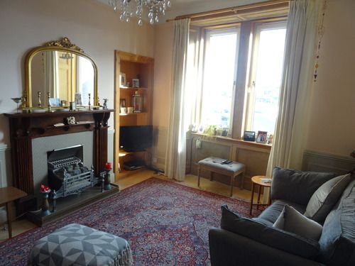 Thumbnail Flat to rent in Roseburn Avenue, Edinburgh