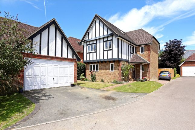 Thumbnail Detached house for sale in Eleanor Close, Passfield, Liphook, Hampshire