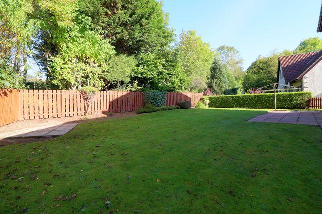 Back Garden of Corse Avenue, Kingswells, Aberdeen AB15