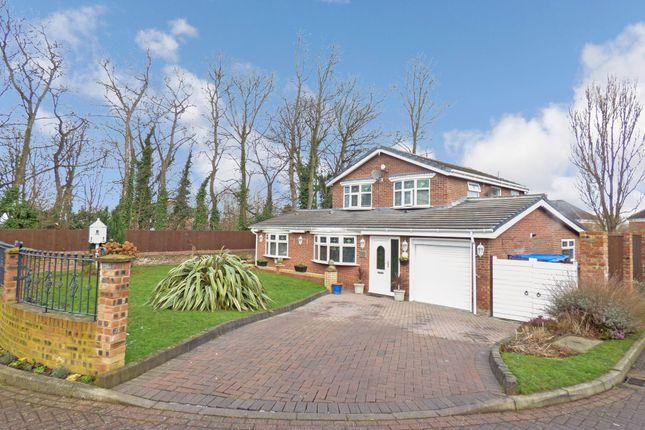 Thumbnail Detached house for sale in Floral Dene, South Hylton, Sunderland