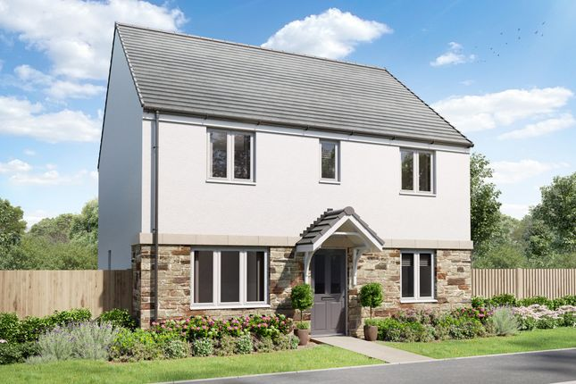 """Thumbnail Detached house for sale in """"The Chedworth"""" at Tollgate Road, Bodmin"""