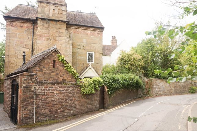 Thumbnail Detached house for sale in Church Street, Madeley Telford