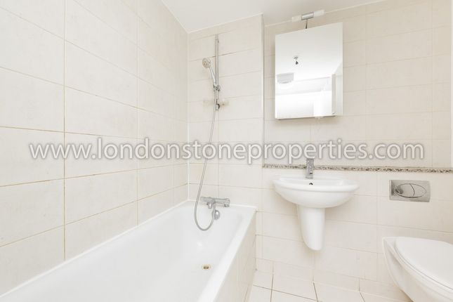 Shower Room of Argyll Road, London SE18