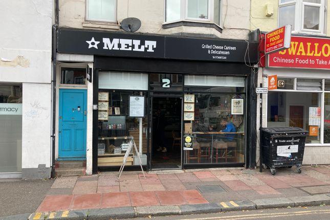 Thumbnail Retail premises to let in Lewes Road, Brighton