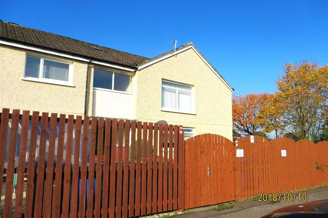 Thumbnail Flat to rent in Mccallum Court, Armadale, West Lothian