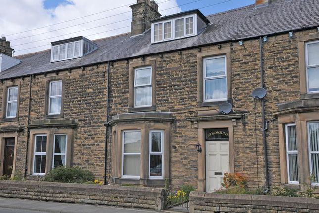 Thumbnail Town house for sale in Tyne View Road, Haltwhistle